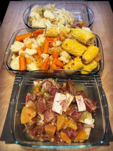 Le bouilli salé Virée gourmandes aux Iles de la Madeleine : spécialités locales, agrotourisme et bonnes adresses