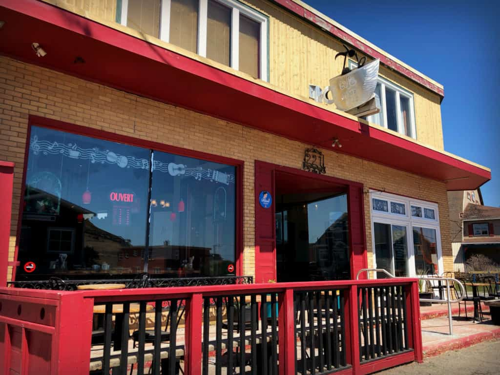 Bistro Café d'chez nous - Où manger aux Iles de la Madeleine