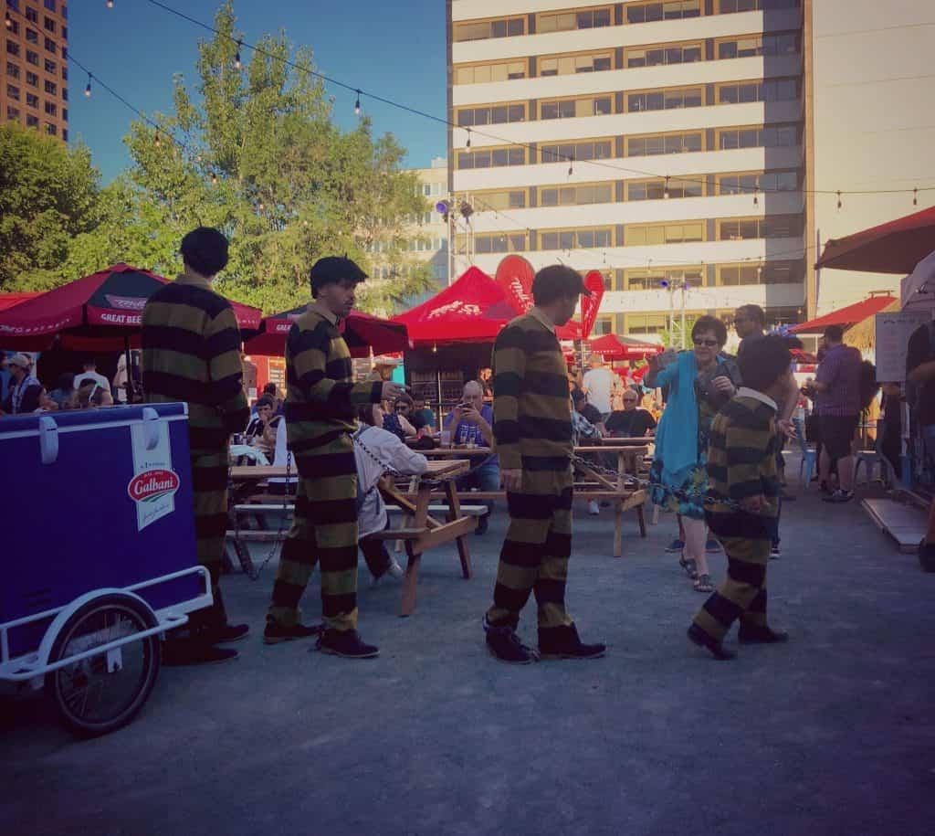 Les Dalton à Montréal  - BOUFFONS!MONTREAL