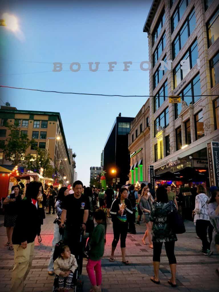 Bouffons!Montréal 2018