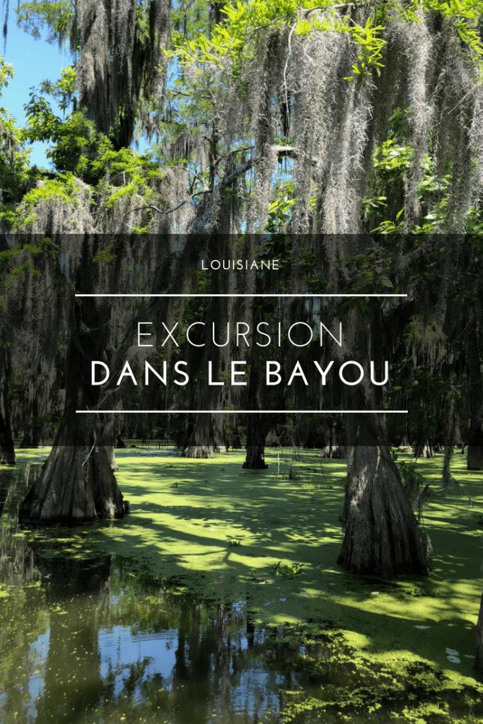 Excursion dans le bayou- Roadtrip en Louisiane, 5 activités à ne pas manquer