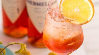 Spritz tonic avec Amermelade