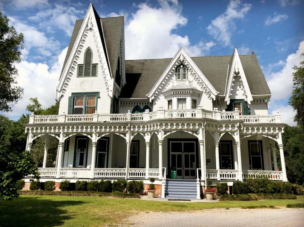 Ardoyne plantation, une architecture de style gothique victorien unique à visiter en Louisiane