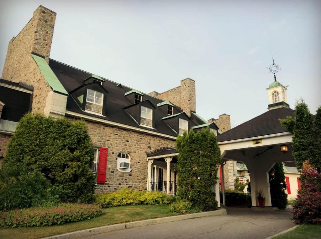 Hotel Le Manoir Baie-Comeau - hébergement Côte-Nord