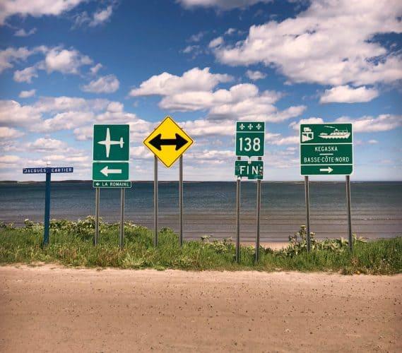 Roadtrip sur la Côte-Nord - fin de la 138