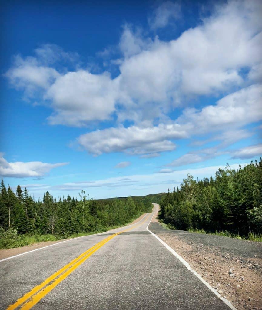 Route - Roadtrip sur la Côte-Nord