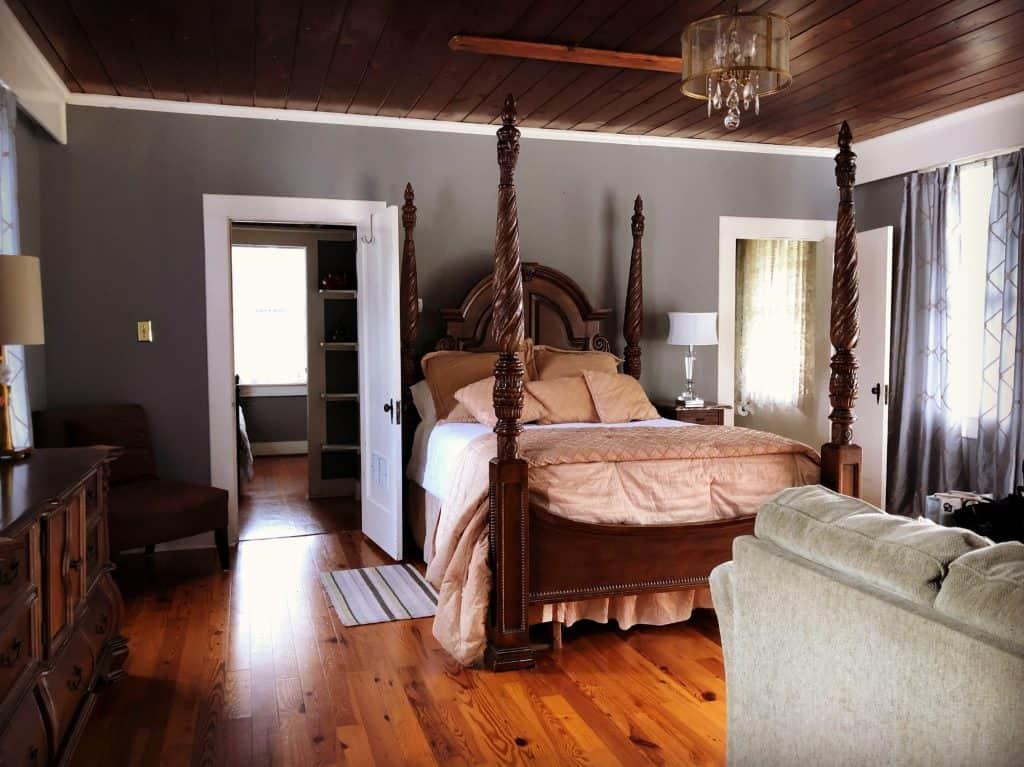 La suite - Grand Bayou Noir, Houma