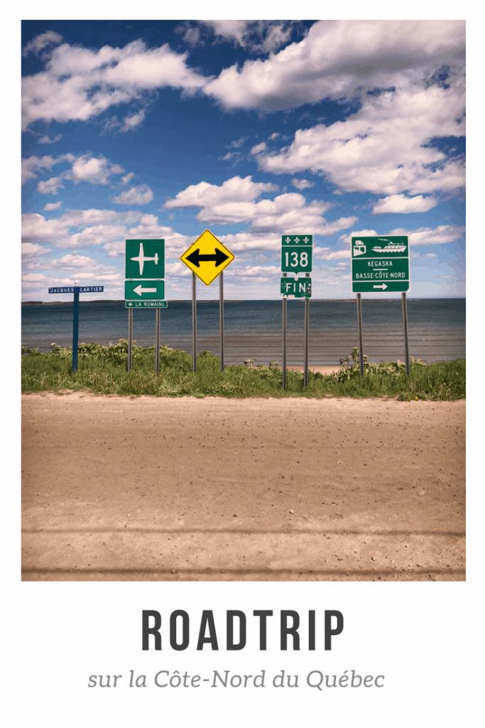 Roadtrip sur la Côte-Nord