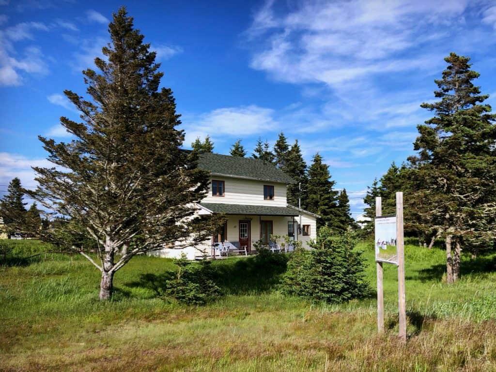 Maison natale de Gilles Vigneault - Natashquan