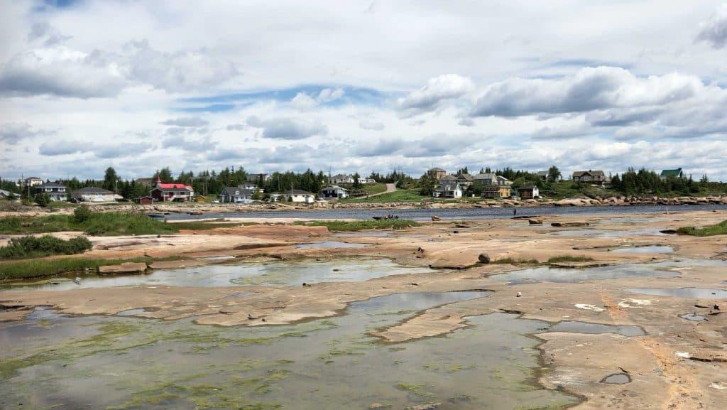 Village de Baie-Johan-Beetz - Roadtrip sur la Côte-Nord