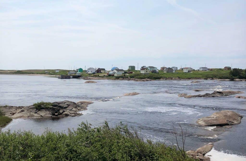 Village sur la Côte-Nord