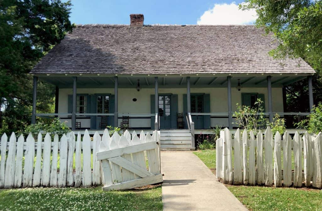 Maison à Vermilionville - Louisiane