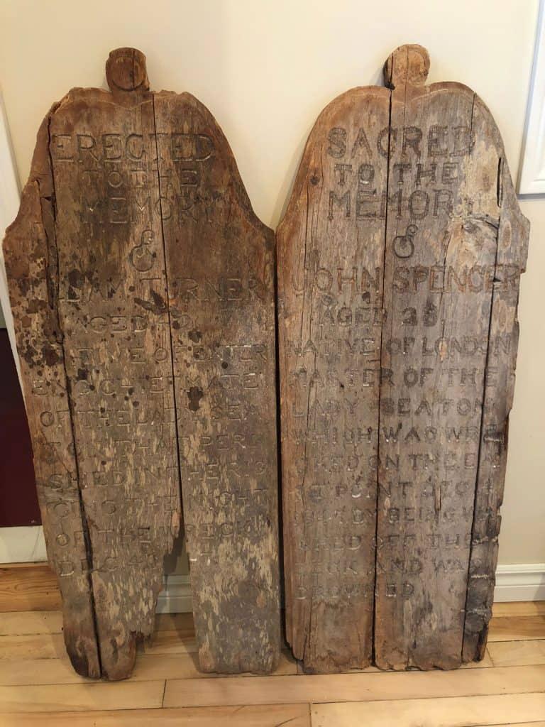 CAMI - pierres tombales de pirates