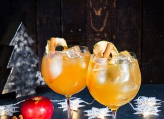 le cocktail de la reine - recette