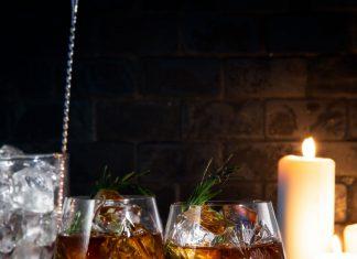 Recette de cocktail Old-fashioned au rhum