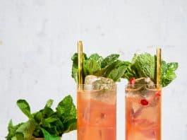 Recette de cocktail au Gin L'Ile de Granada