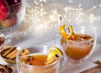 Recette de cocktail au cidre de pomme et à la vodka
