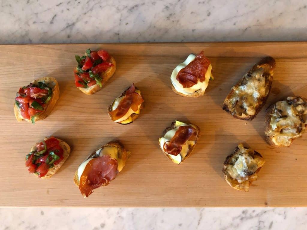 4 recettes de bruschetta pour vos prochains apéros