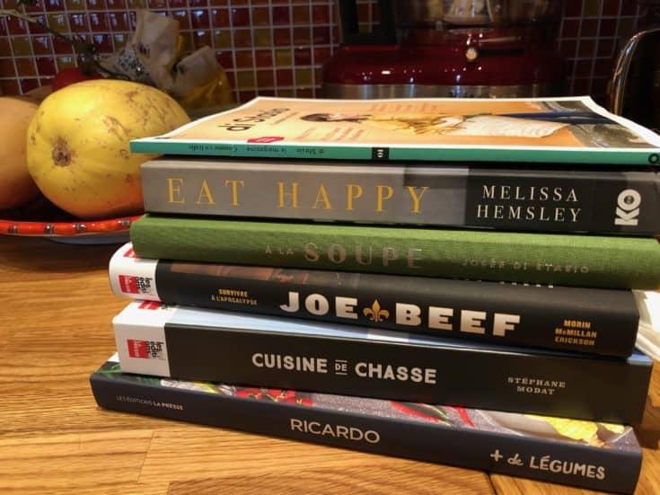 Livres de recettes 2018 : 5 nouveautés à se procurer ou à offrir en cadeaux