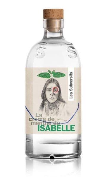 La crème de menthe de Isabelle - Les Subversifs