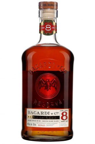 Bacardi 8 ans - Rhum