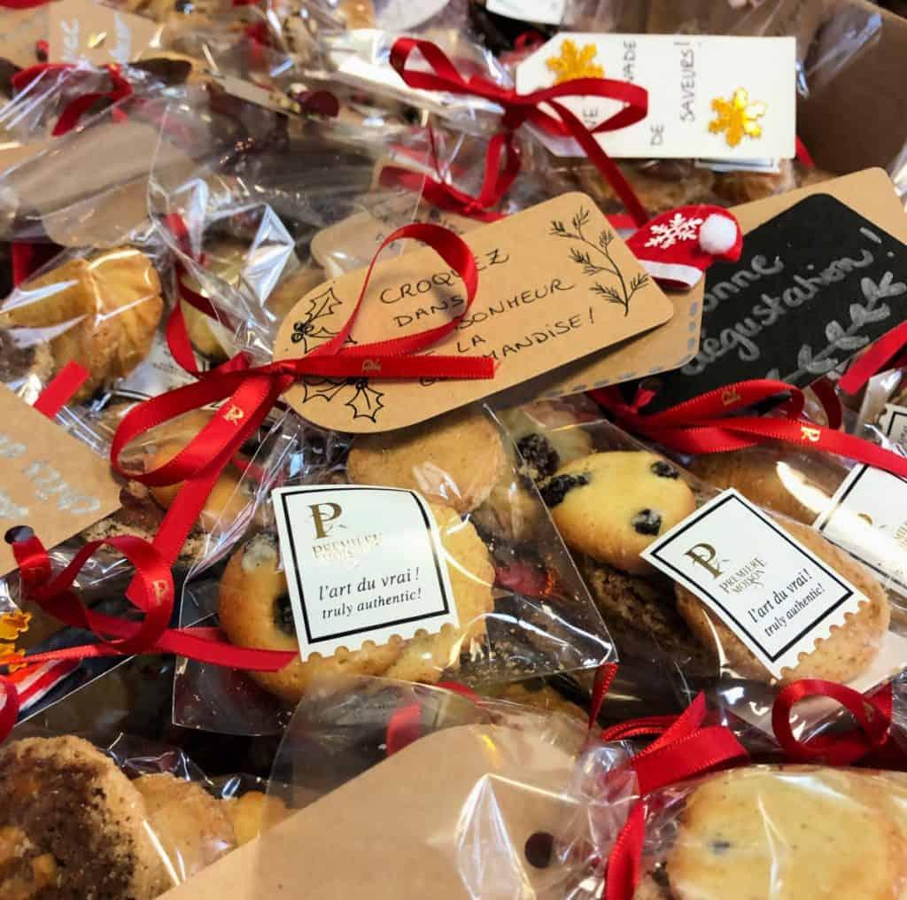 Les biscuits - Buche Sinature L'Audacieuse de Première Moisson