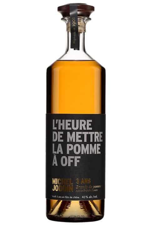 Brandy de pomme Michel Jodoin
