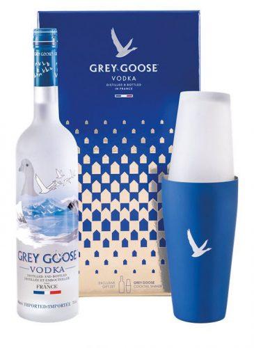 Coffret cadeau Grey Goose