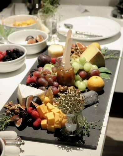 Plateau de fromage parfait