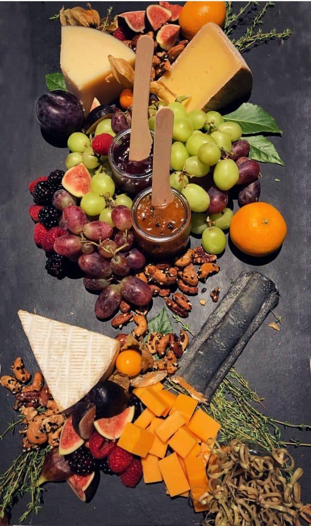 Guide pour réusr son plateau de fromage