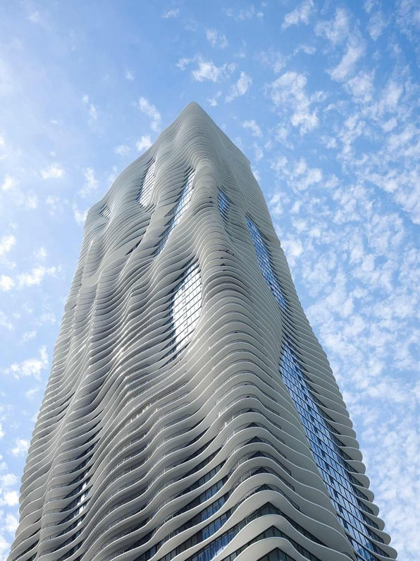 Aqua Tower - Chicago