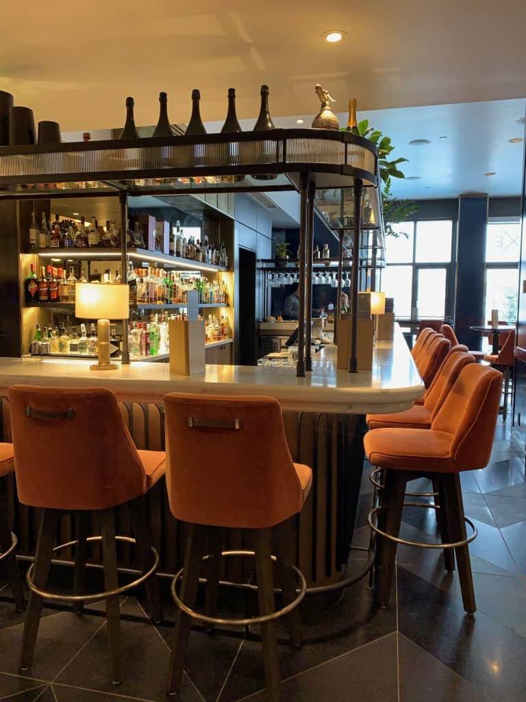 Axe lounge Bar - Séjour au Mont-Tremblant : où rester et quelles activités faire autre que du ski alpin!
