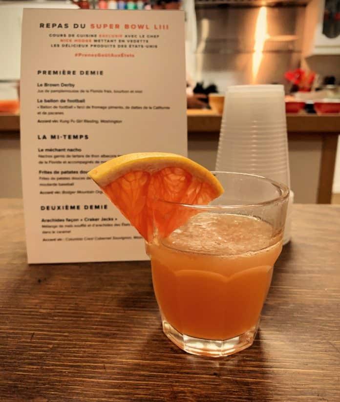 Cocktail Brown Derby