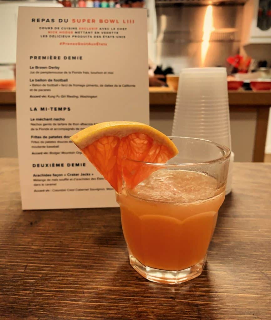 Cocktail Brown Derby