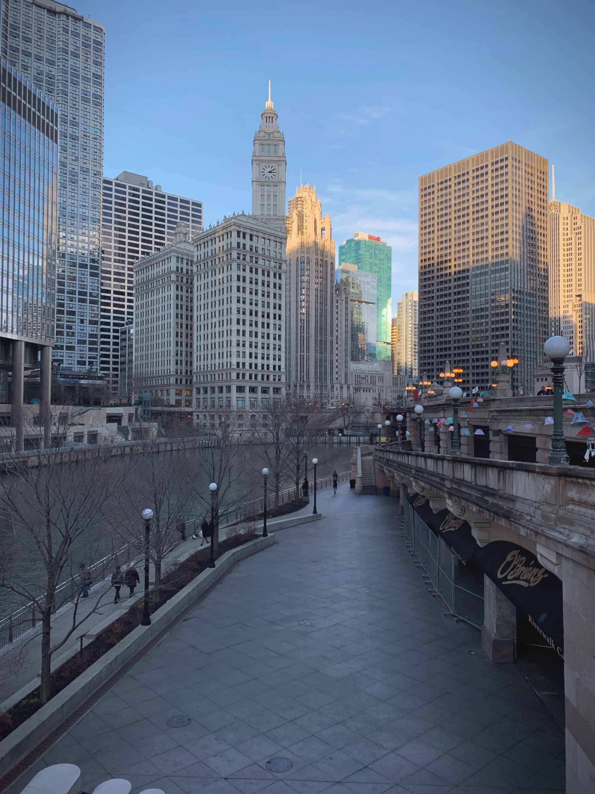 Riverwalk - Chicago
