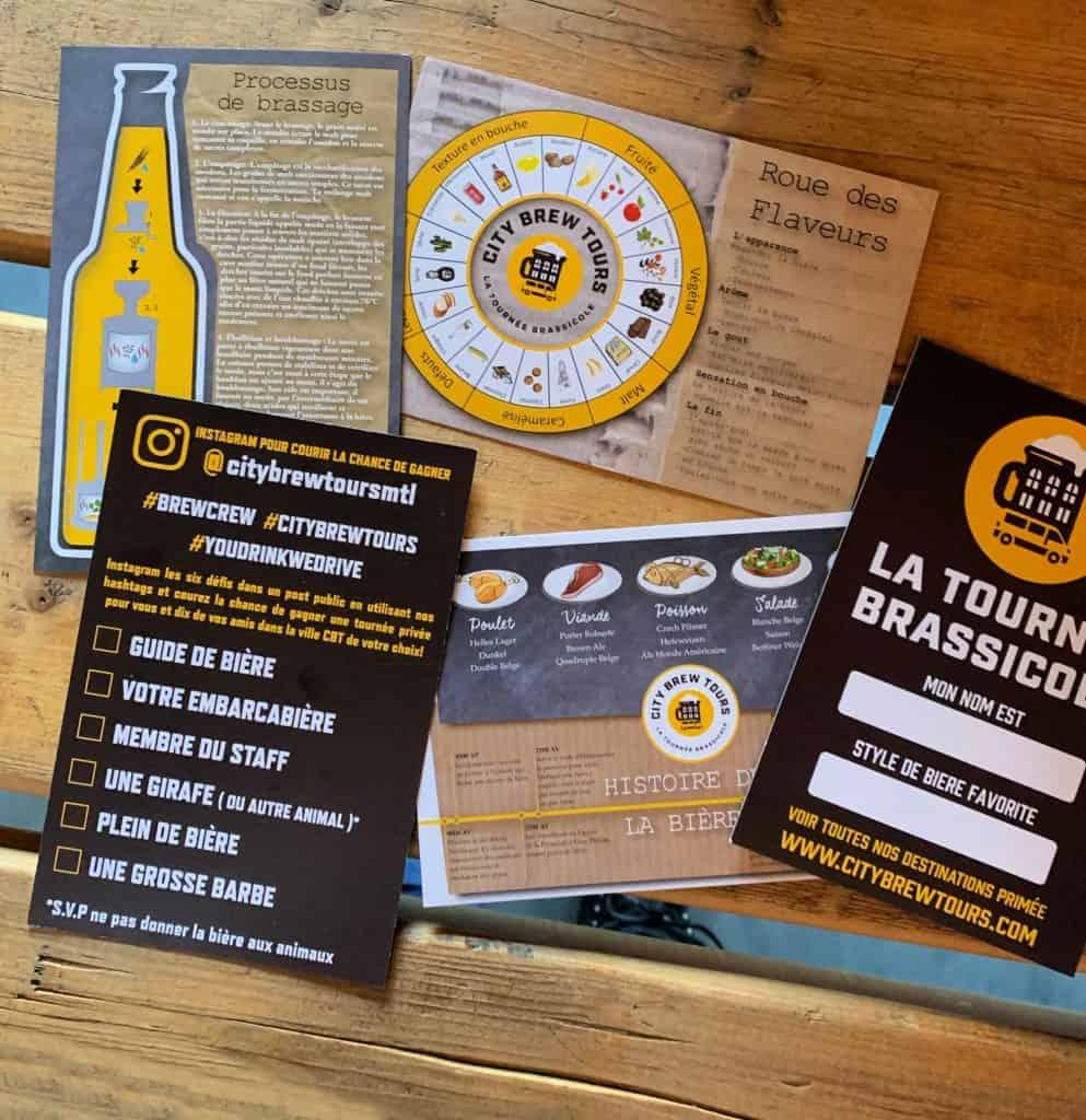 La tournée brassicole de Montréal - City Brew Tours