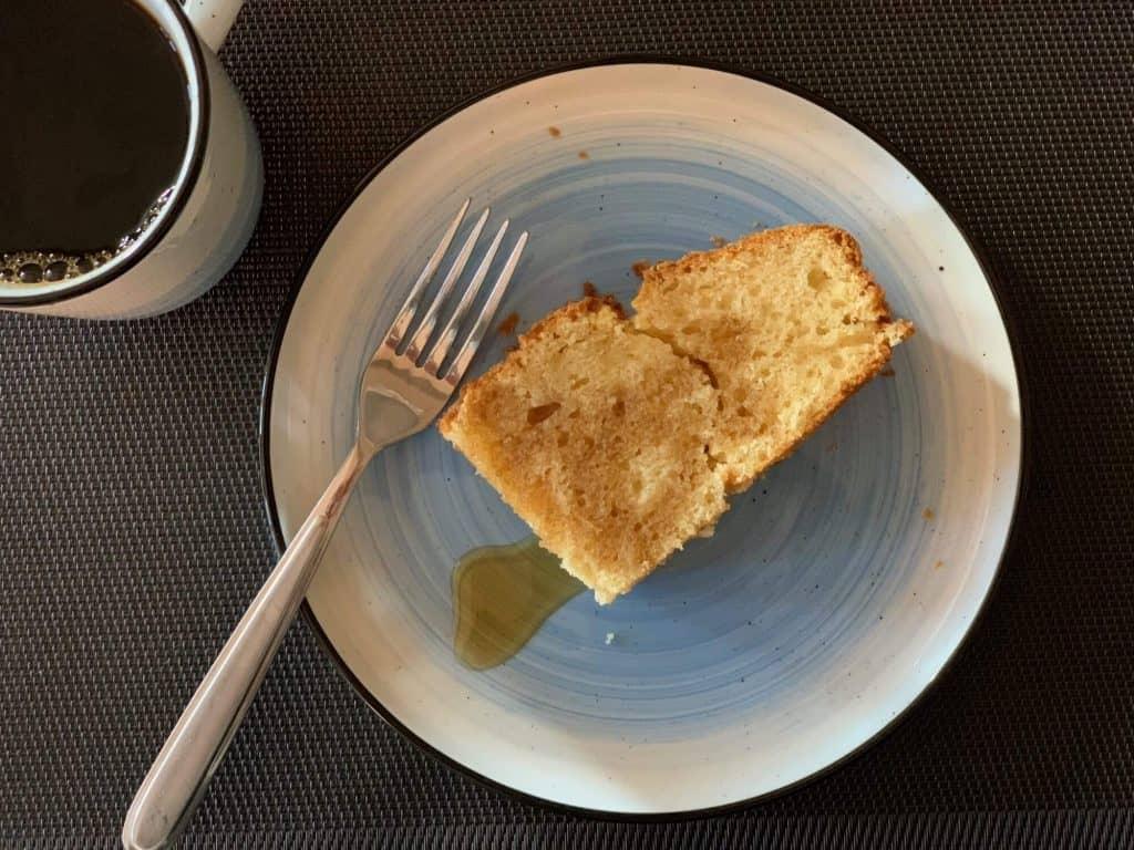 Cake à l'érable - recette du livre Incroyable Érable