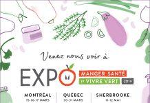 Expo Manger Santé et Vivre Vert de retour en mars