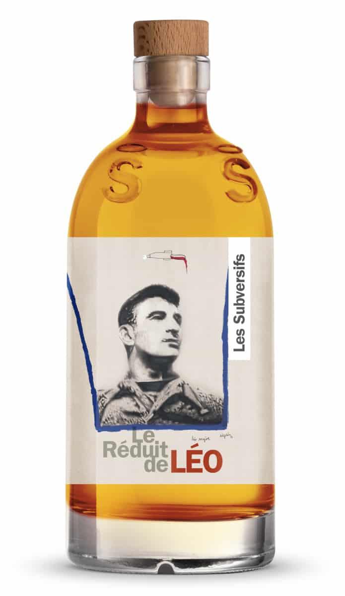 Réduit de Léo, liqueur à l'érable