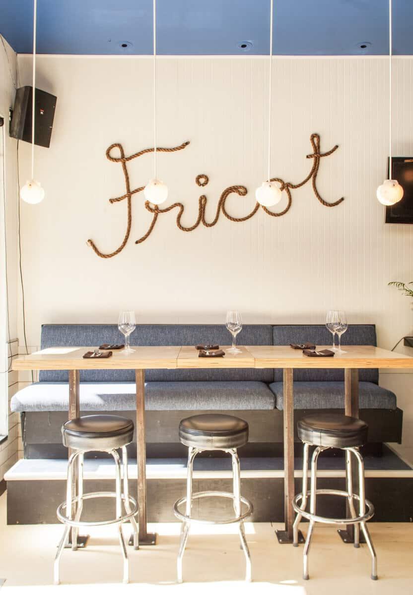 Le Fricot - restaurant acadien à Montréal