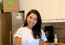 Hello Fresh et Alexandra Diaz