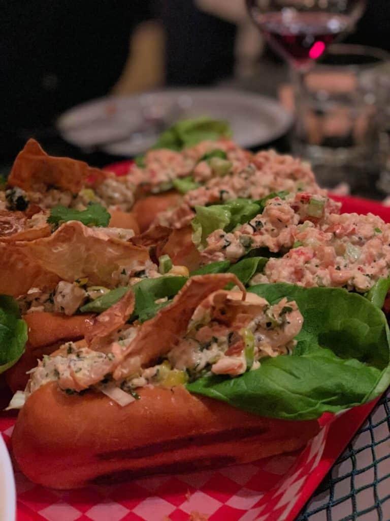 Guédilles - Le Fricot - restaurant acadien à Montréal