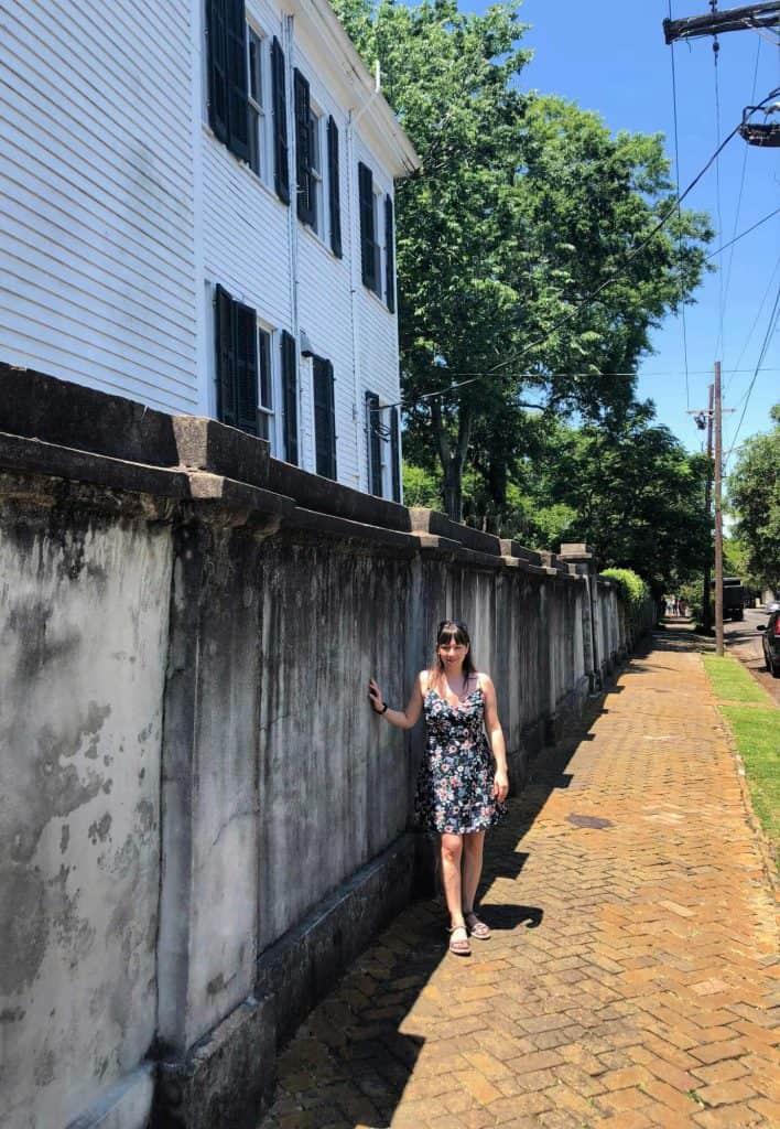 Partir à la découverte du Garden District à pied à la Nouvelle-Orléans
