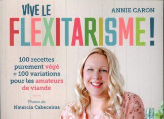 Couverture du livre Vive le Flexitarisme
