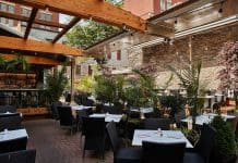 La terrasse du Vieux-Port Steakhouse