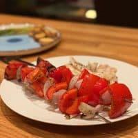Marinade pour légumes grillés