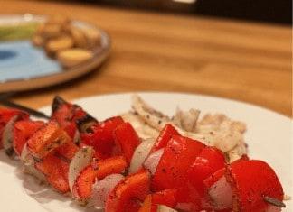 Recette de marinade pour légumes grillés.