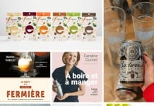 Les nouveautés à boire, lire et manger