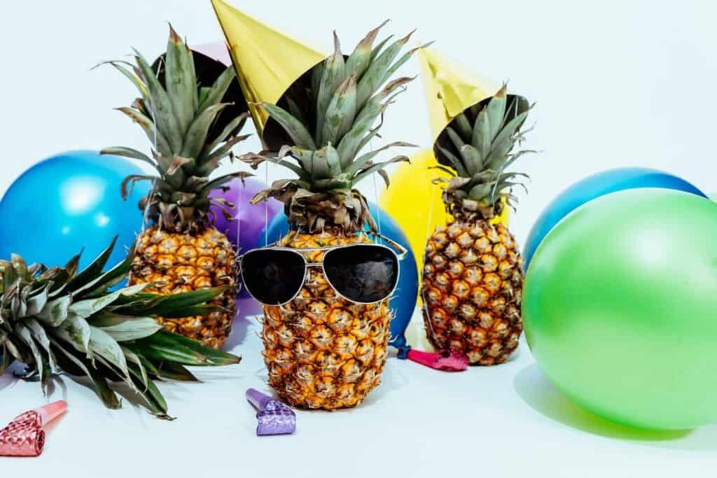 Cinco de Mayo - party d'ananas