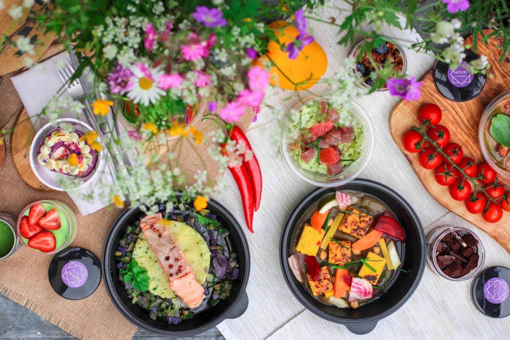 Idées de menu et recettes pour la fête des mères